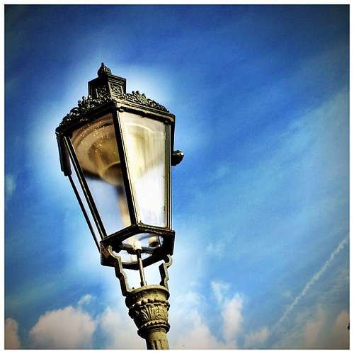 16 new streetlights coming to Cranbrook's Baker Street