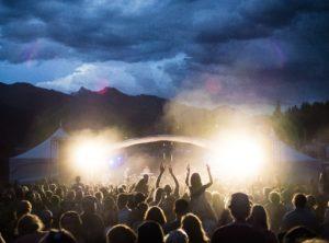 Friday night of Kaslo Jazz Fest 2016. Photo by Louis Bockner Photography.