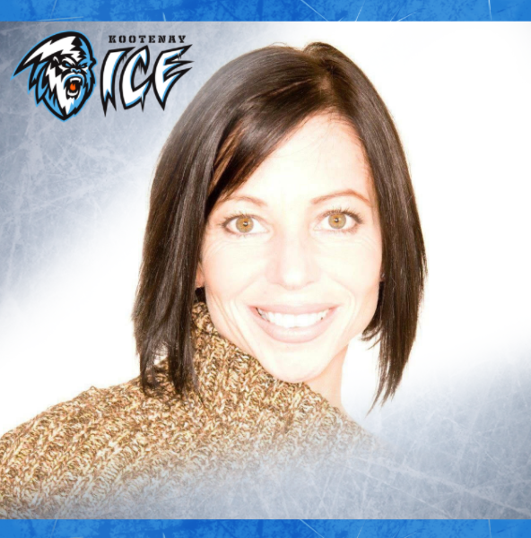 WHL: Laurie Dickson new ICE health and wellness coach
