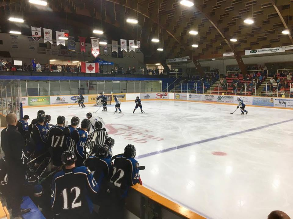 WHL: Offense on display in ICE Black vs. White game
