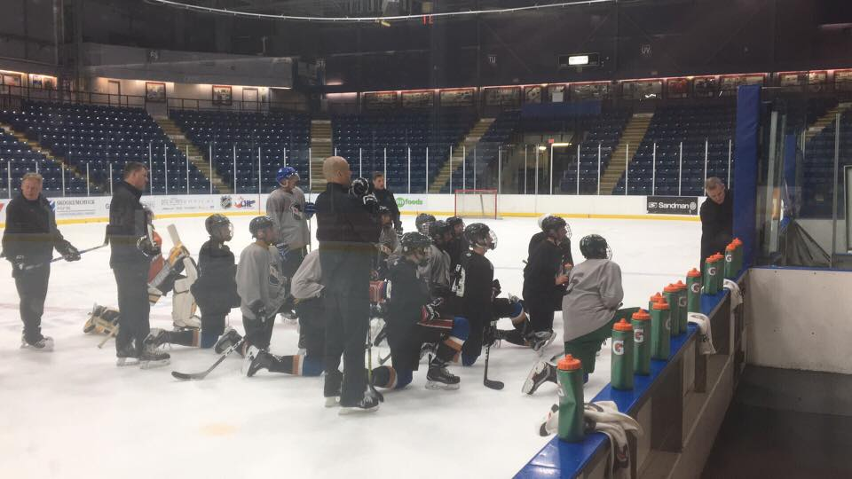 WHL: Young talents showoff skills at ICE prospects camp