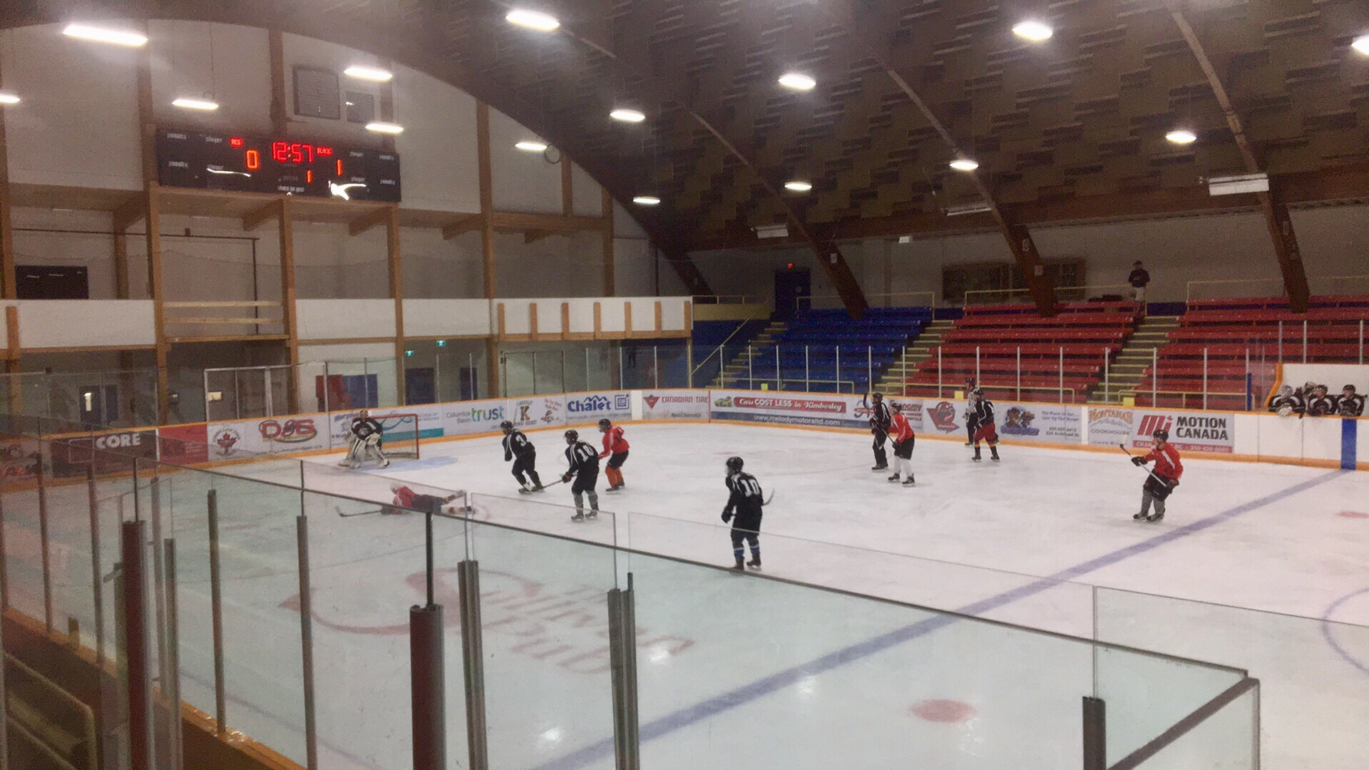 KIJHL: Dynamiters to decide on forwards, goalies following camp