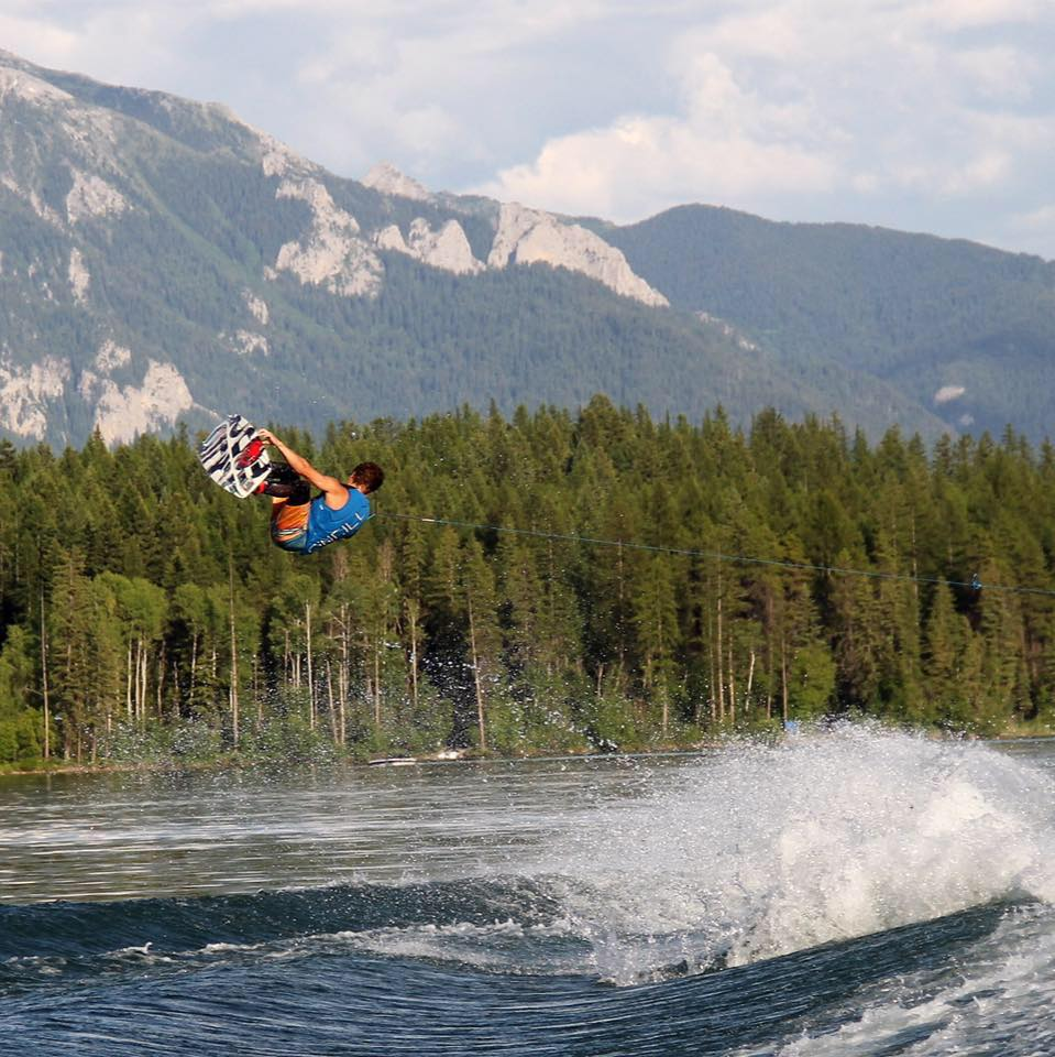 Cranbrook wakeboarder competing in second straight National Championships
