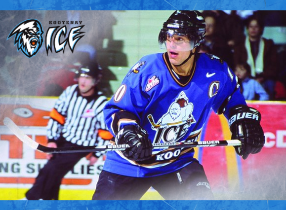 WHL: Kootenay ICE name Colin Sinclair Director of Alumni Experience