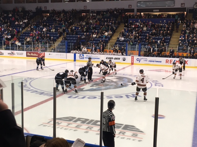 WHL: ICE building confidence ahead of clash with Pats