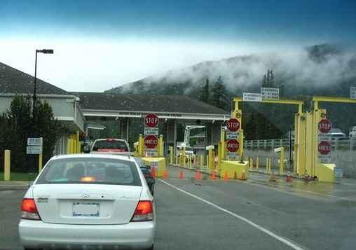 Construction delays expected at Kingsgate border crossing