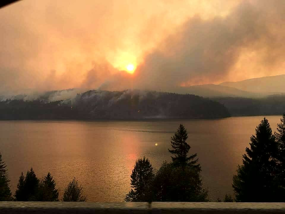 Evacuation Order for parts of Moyie downgraded to Evacuation Alert