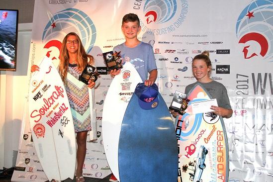 Cranbrook wake surfer says winning world title 'feels amazing'