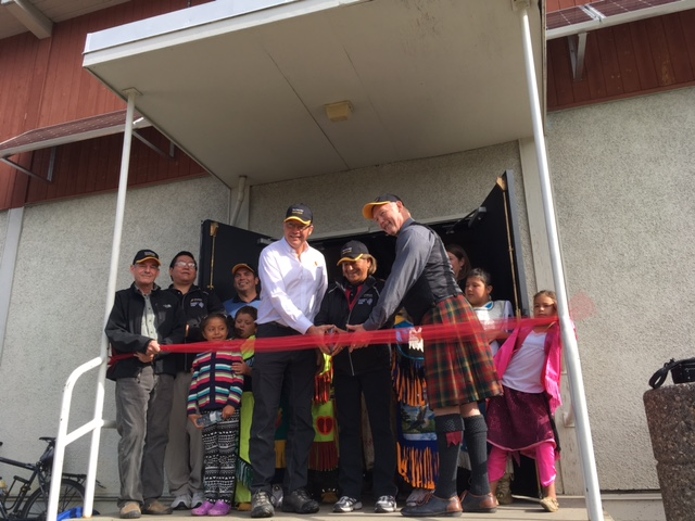 Ktunaxa Nation launches solar array, e-vehicle charger