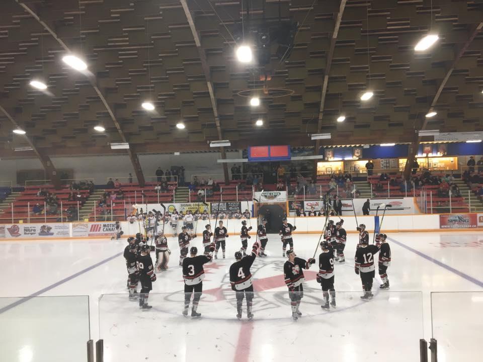 KIJHL: Dynamiters enter postseason eyeing championship