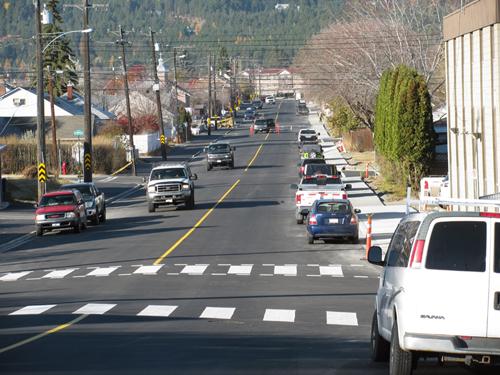 Cranbrook's extensive roads program wraps up this week