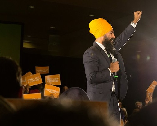 Stetski says Singh election reflects NDP's need for change