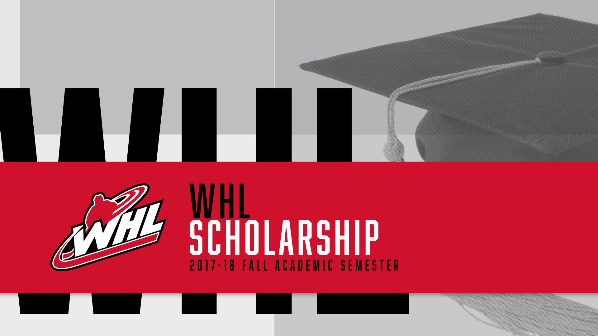 WHL: 18 ICE alumni utilizing WHL scholarship this semester
