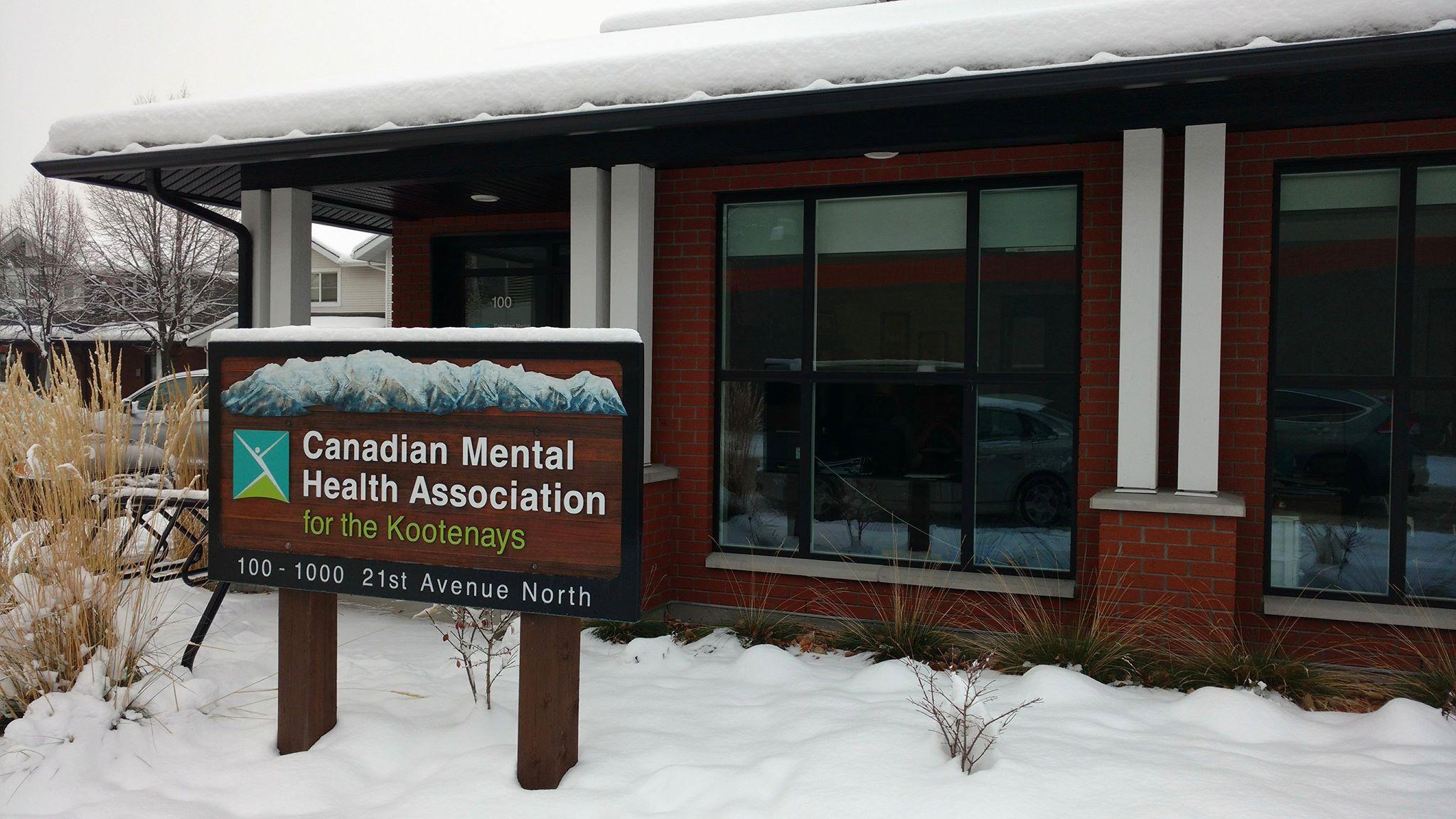 CMHA Kootenays applauds national mental health conversation