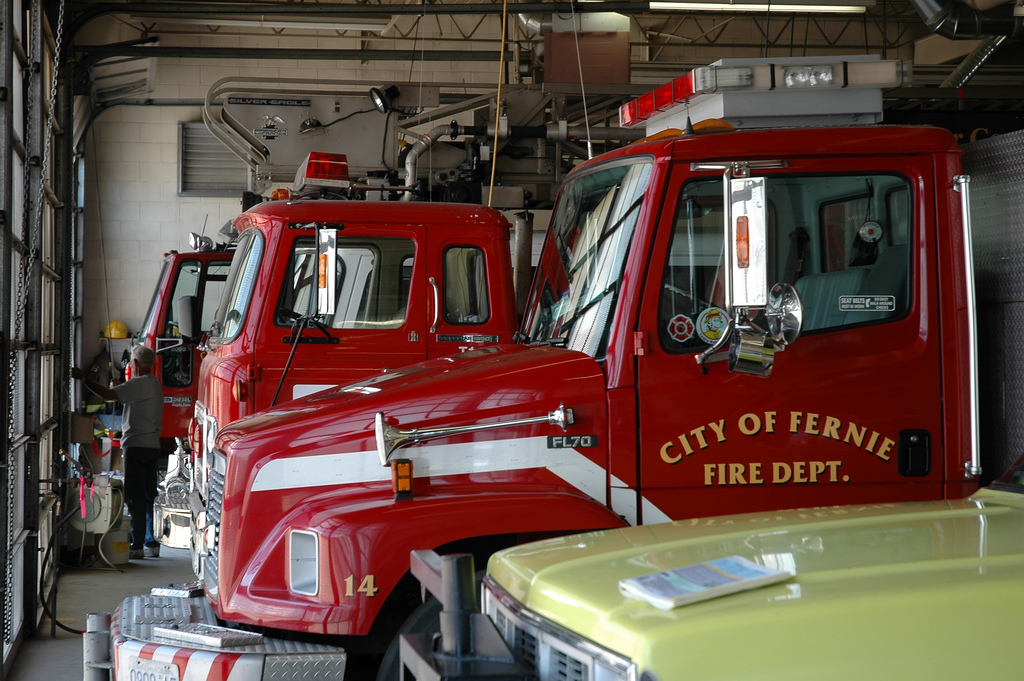 Fernie seeking Fire Smart funding for third straight year