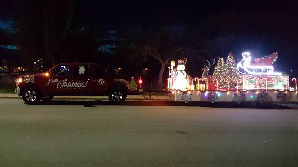 47th annual Cranbrook Santa Claus Parade Saturday