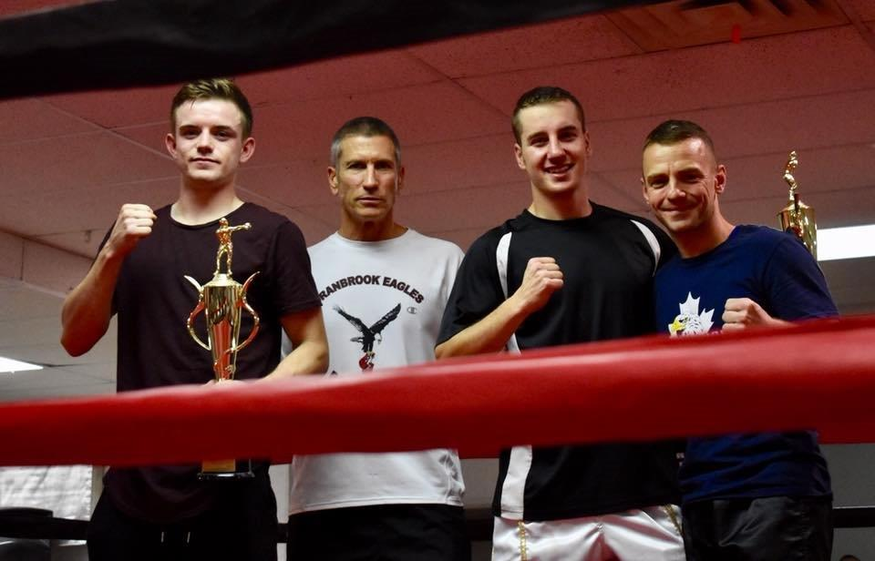 Cranbrook Eagles Boxing Charity Challenge raises over $35 K