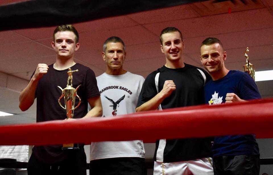 Cranbrook Eagles Boxing Charity Challenge raises over $35 K