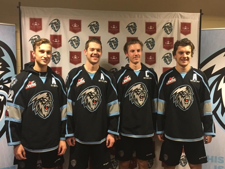 WHL: Colton Kroeker named captain of Kootenay ICE