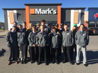 Cranbrook hockey team hopes charity sparks chain reaction