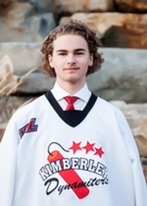 KIJHL: Dynamiters' Davies earns Kootenay Conference Player of the Month