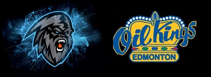 WHL: ICE, Oil Kings clash Friday in Edmonton