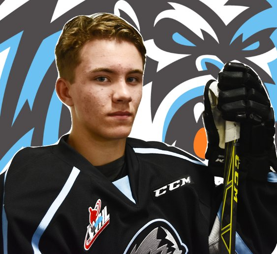 WHL: 2017 first rounder McClennon called up by ICE