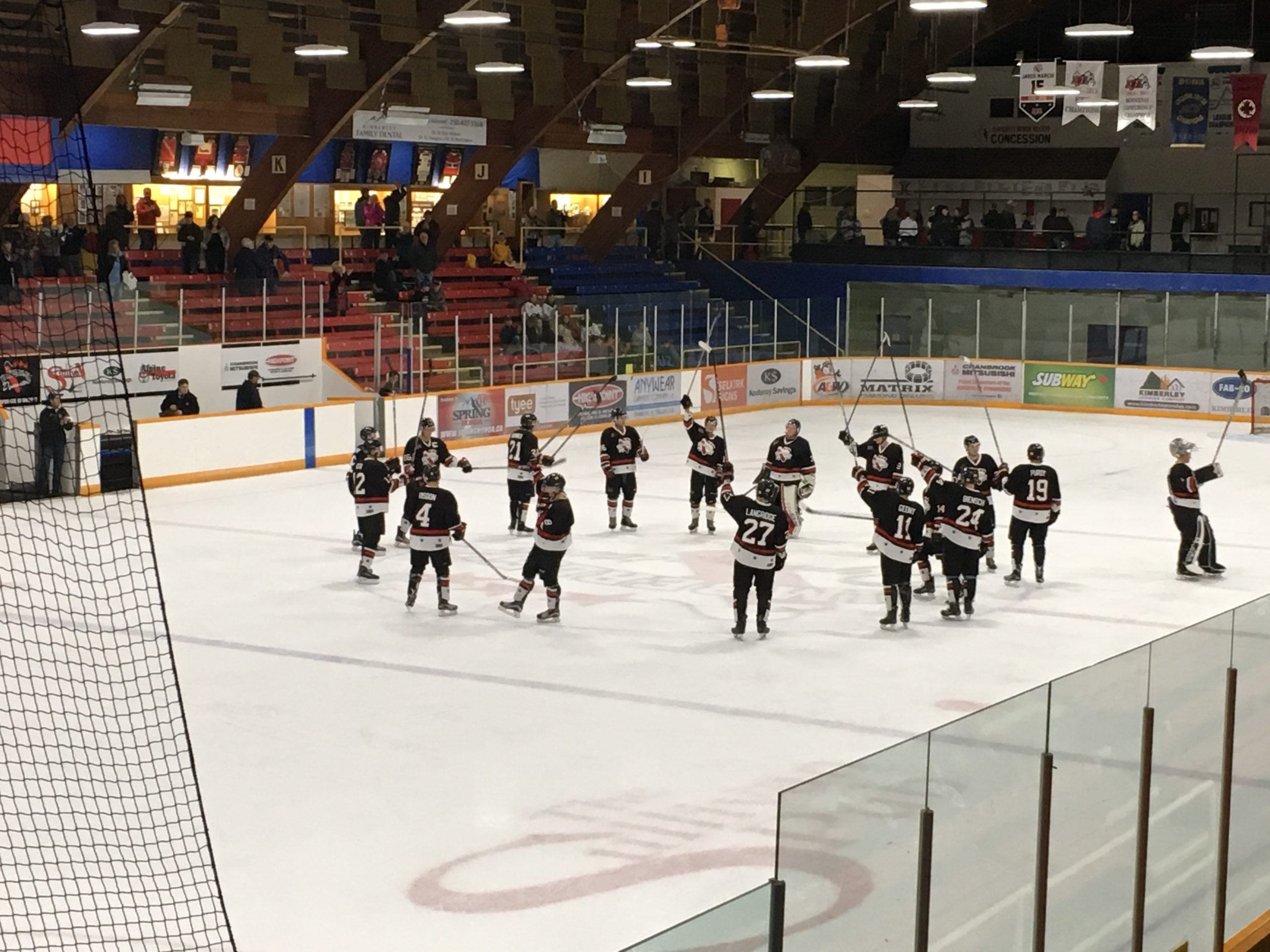 KIJHL: Dynamiters within reach of division title