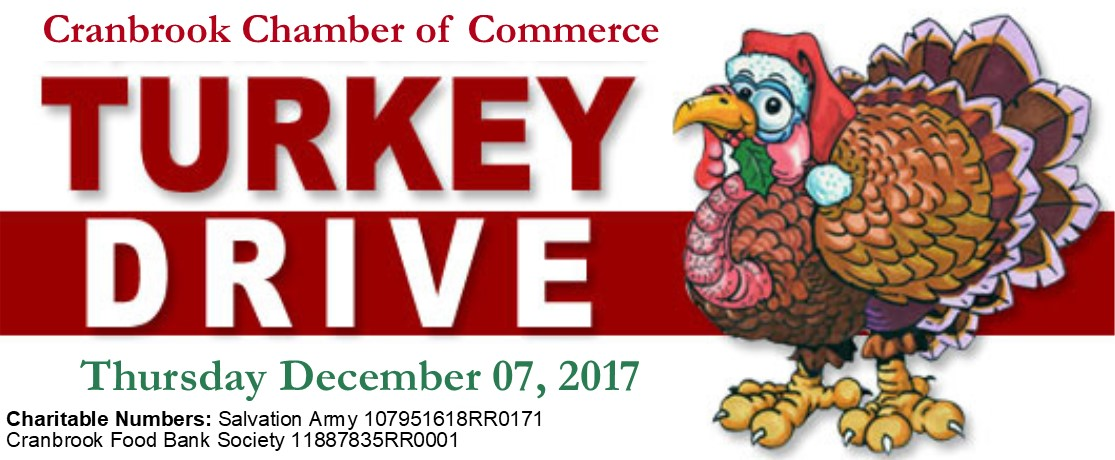 Cranbrook Turkey Drive Thursday