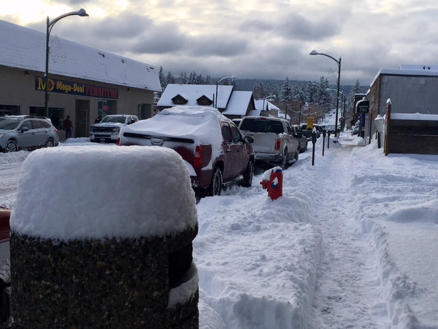 Environment Canada breaks down East Kootenay snow accumulations