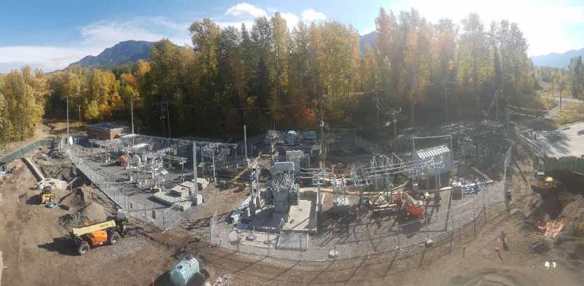 $24 million Fernie substation upgrades now powering community