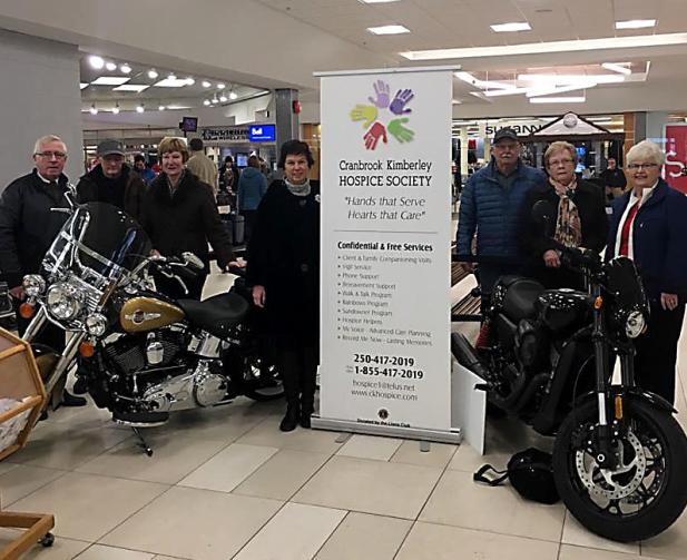 2017 Harley-Davidson bike raffle raises over $28,000 for hospice