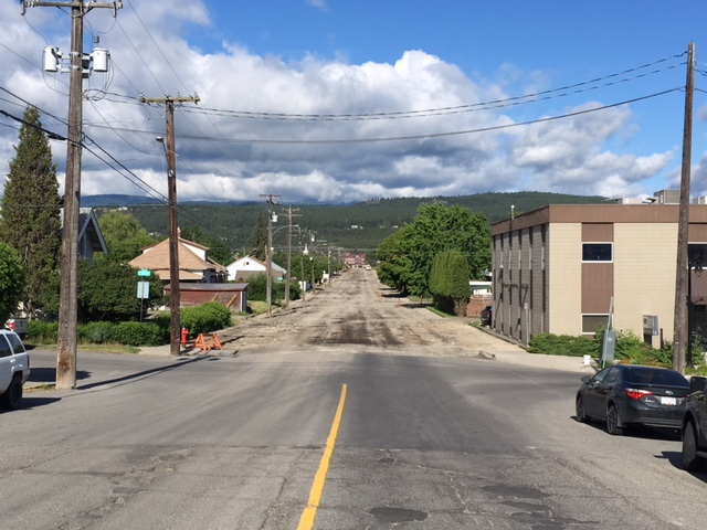 Cranbrook gets head start on 2018 capital roads program