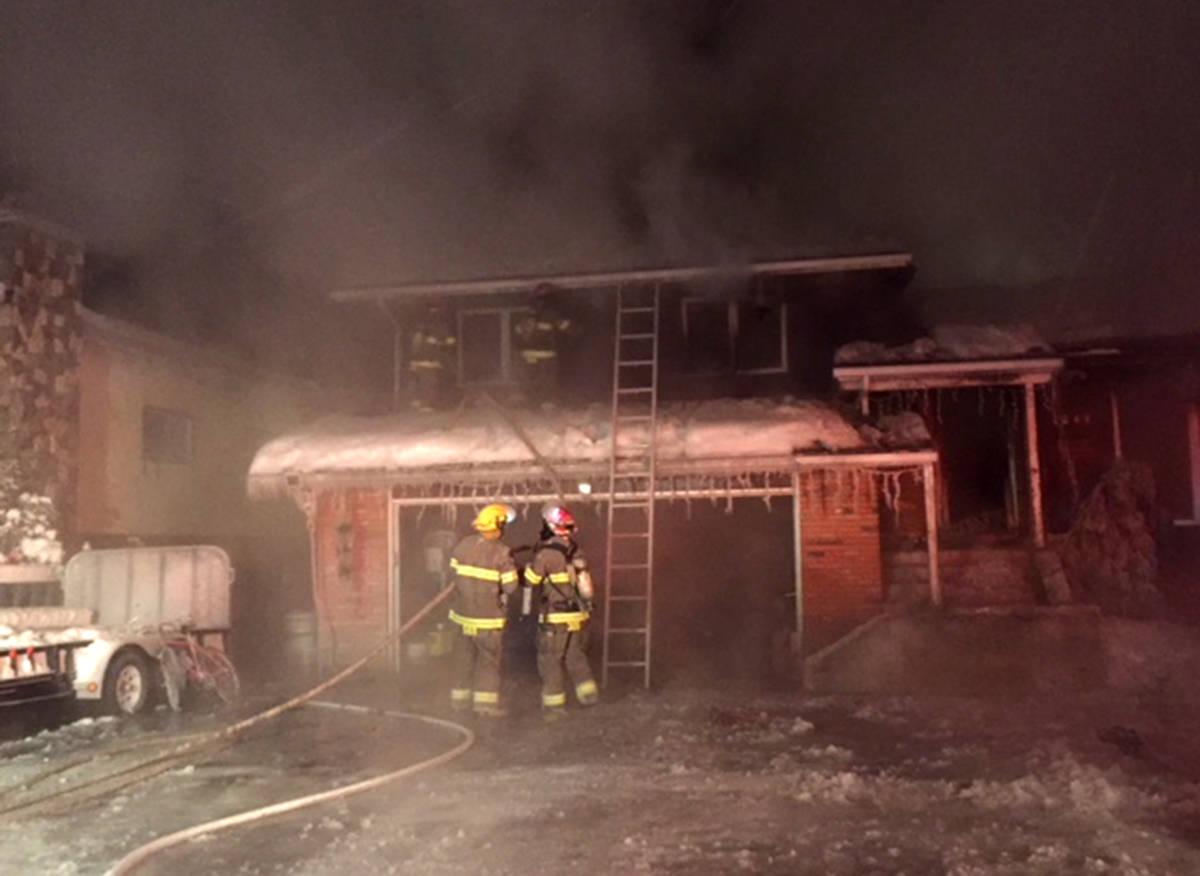 Fundraiser starts after Fernie Christmas eve house fire
