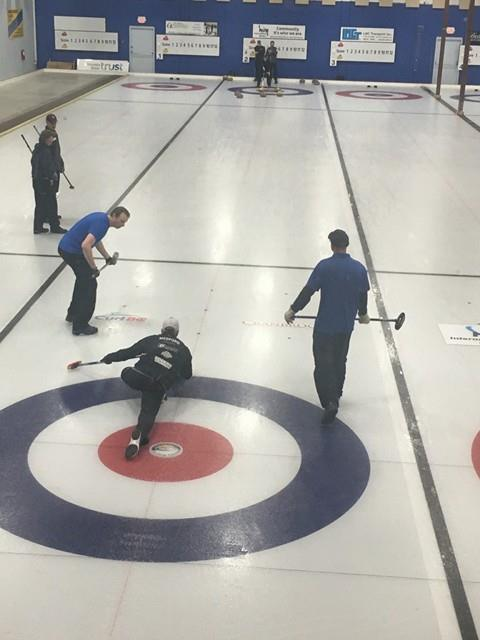 Cranbrook's Team Medford qualifies for BC Curling Championship