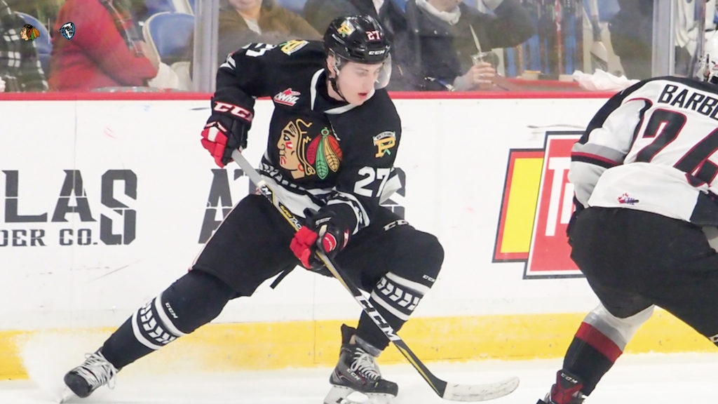 WHL: ICE acquire F Ginnell from Portland