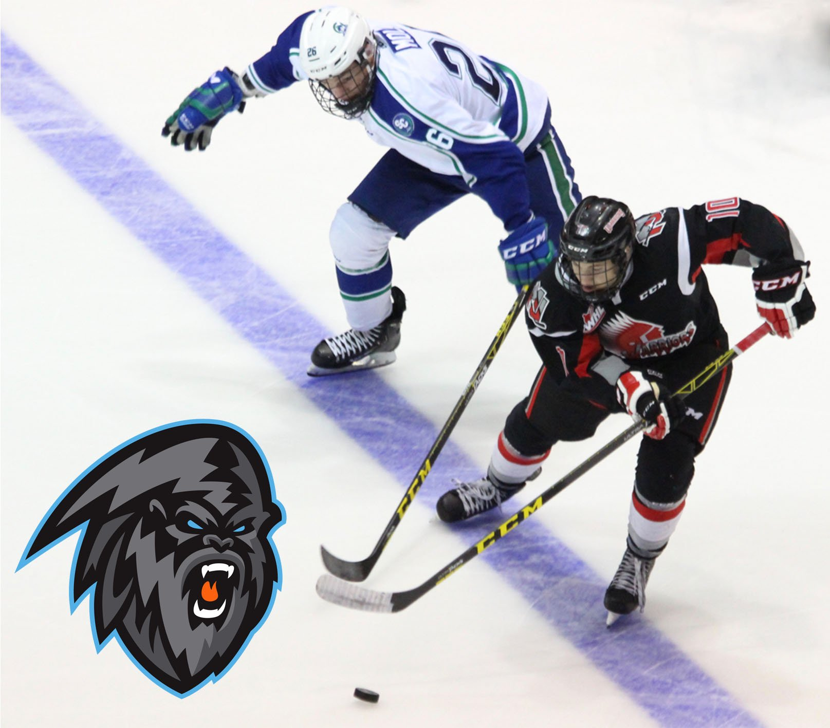 WHL: ICE trade Loschiavo to Warriors for Smallwood, pick