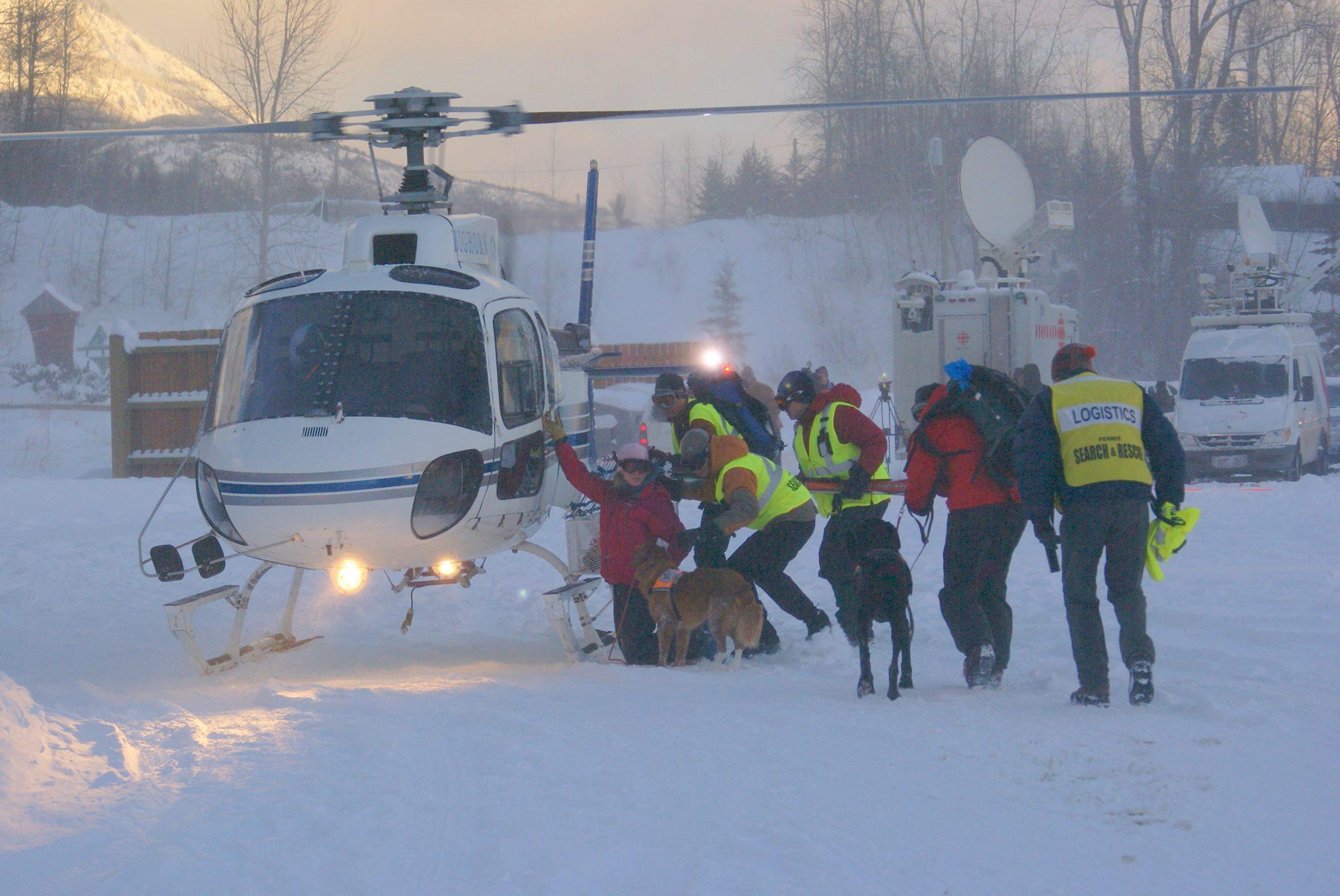 Alberta man dies in avalanche near Fernie