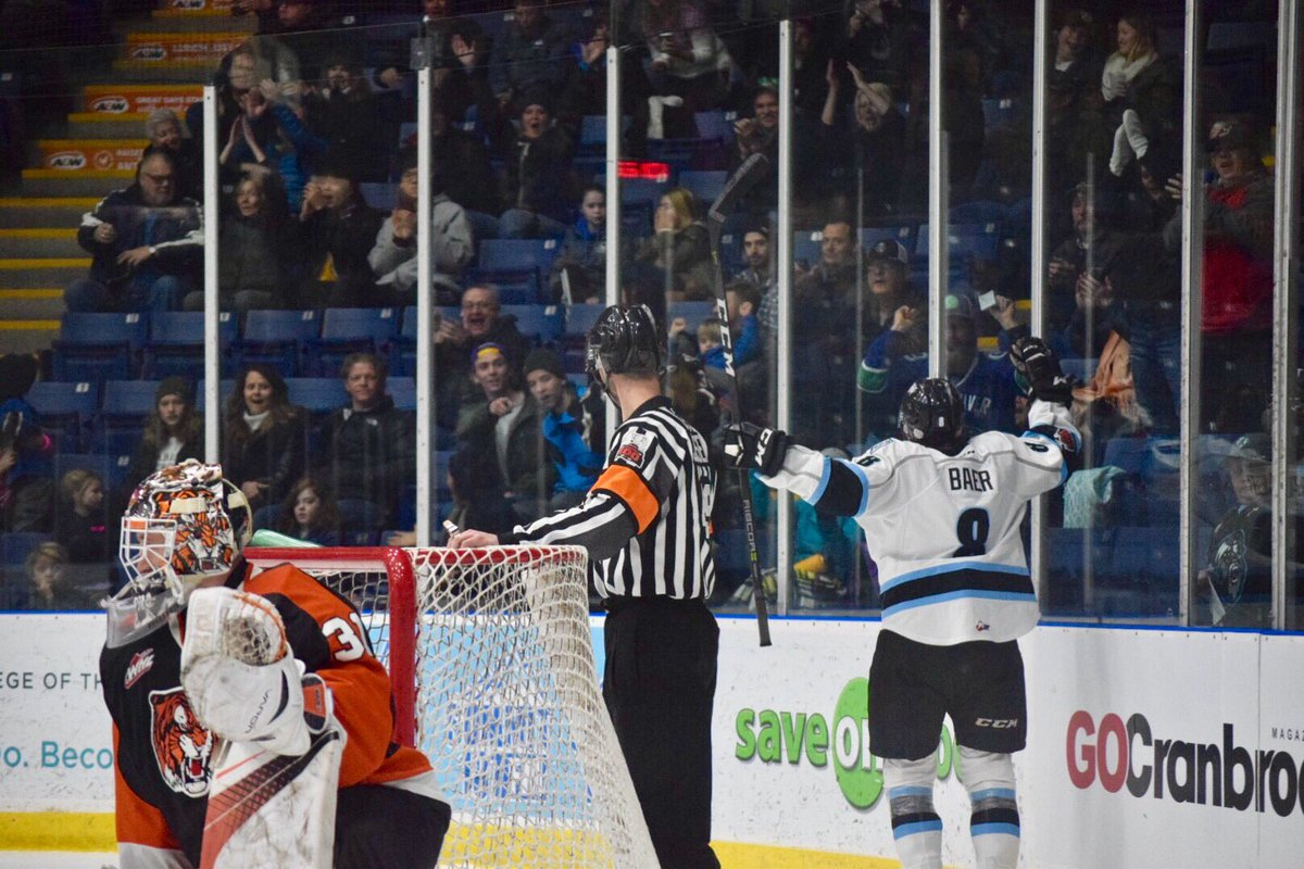 WHL: ICE take down division-leading Tigers 4-3