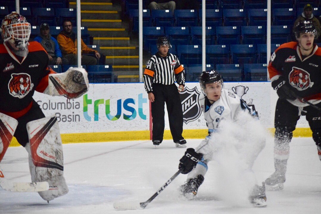 WHL: ICE take on Tigers Wednesday
