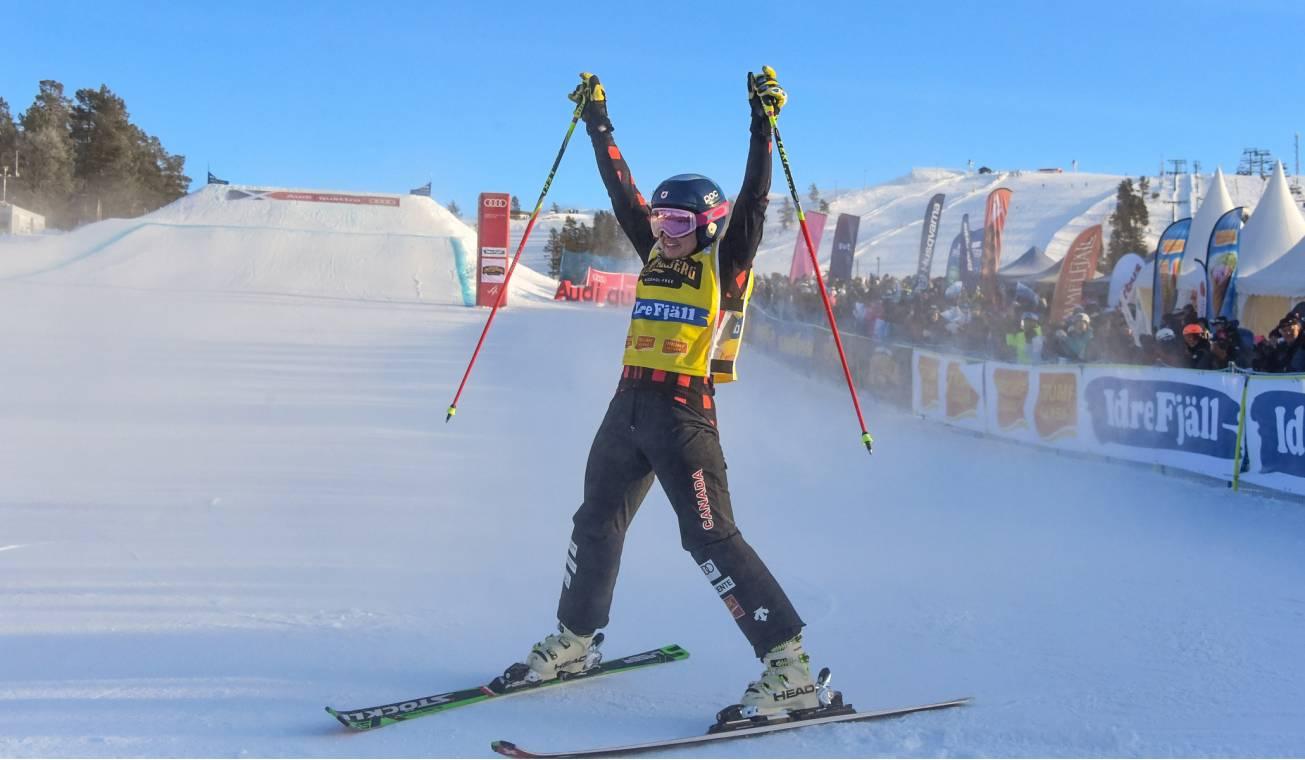 Cranbrook's Sherret makes Olympic debut Thursday