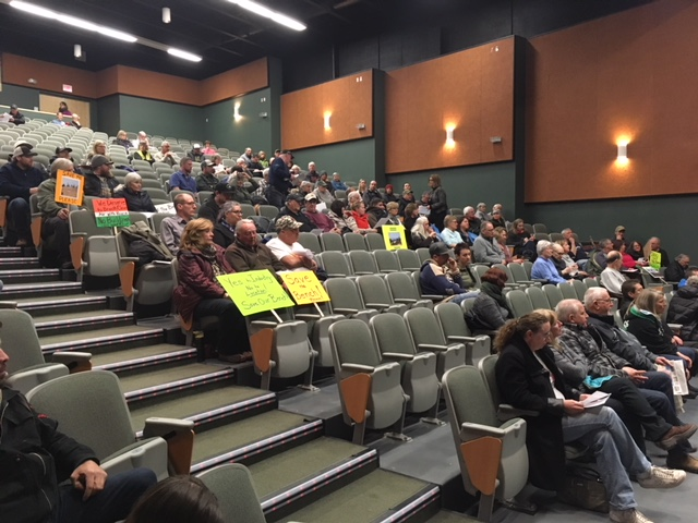 Public weighs in on Marysville Benchlands one last time