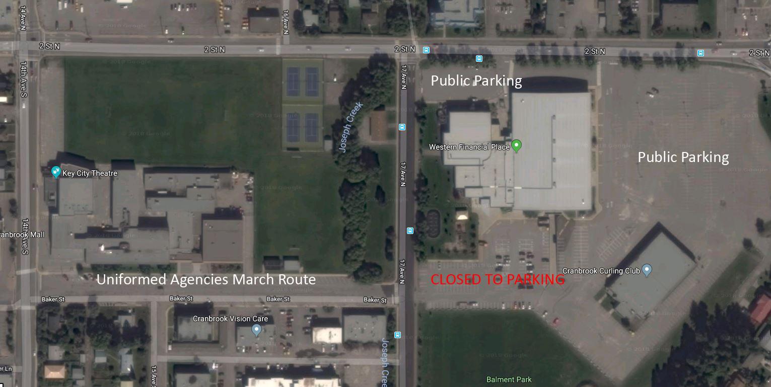 Details released for Murrell, MacKinnon public memorial