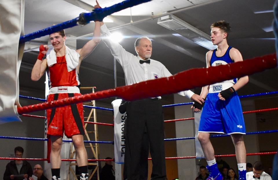 Three local boxers qualify for Canadian Boxing Championships