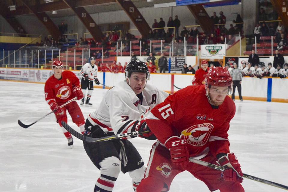KIJHL: Dynamiters focused on finishing first in league