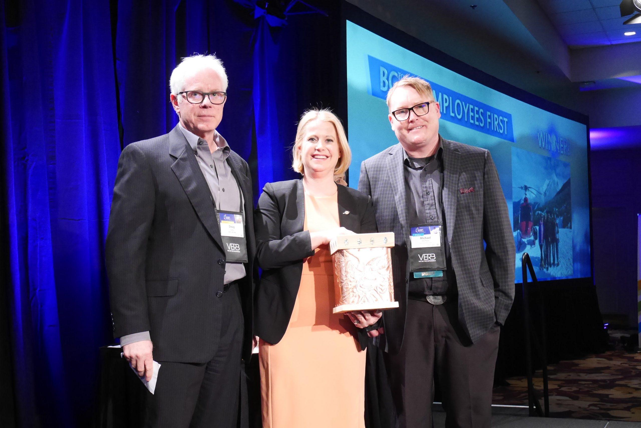 Fernie lodge wins 2018 Employees First Award
