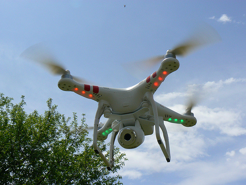 Elk Valley CO's to use drone for ORV surveillance