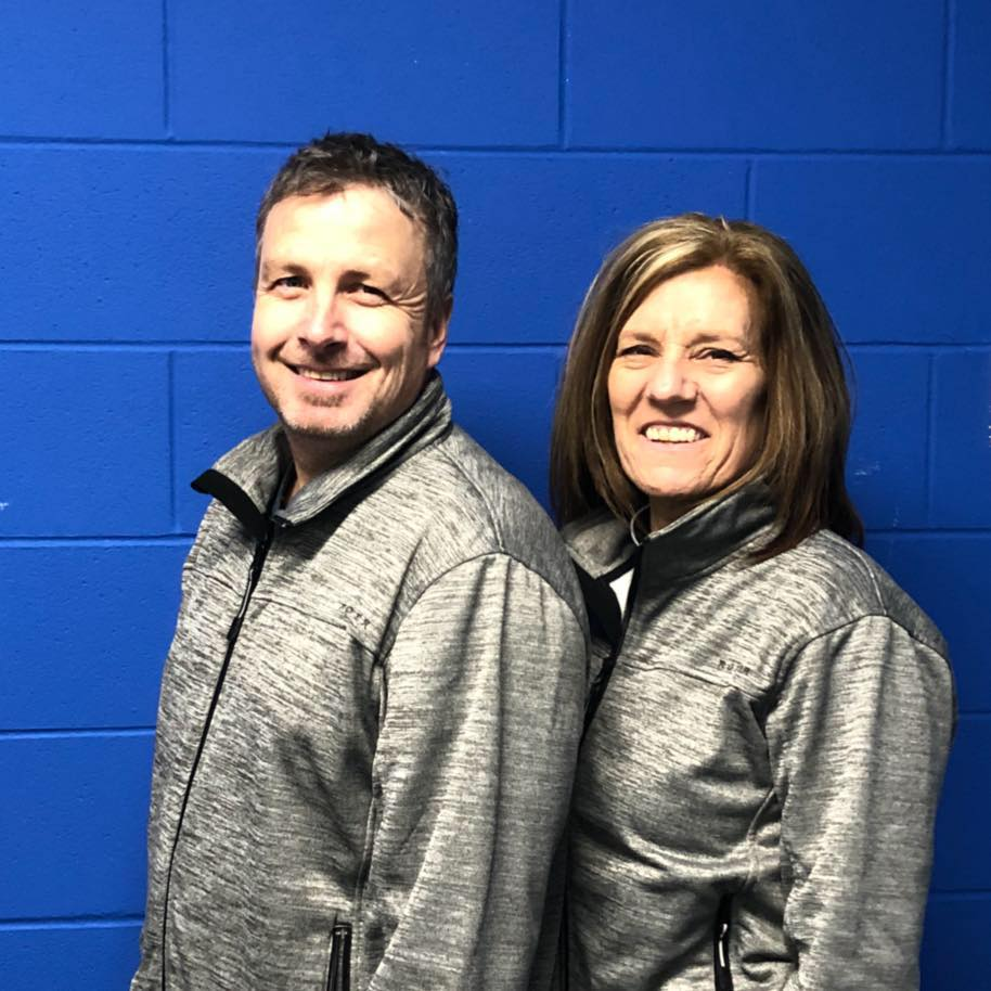 Three local curling teams competing in BC Championships
