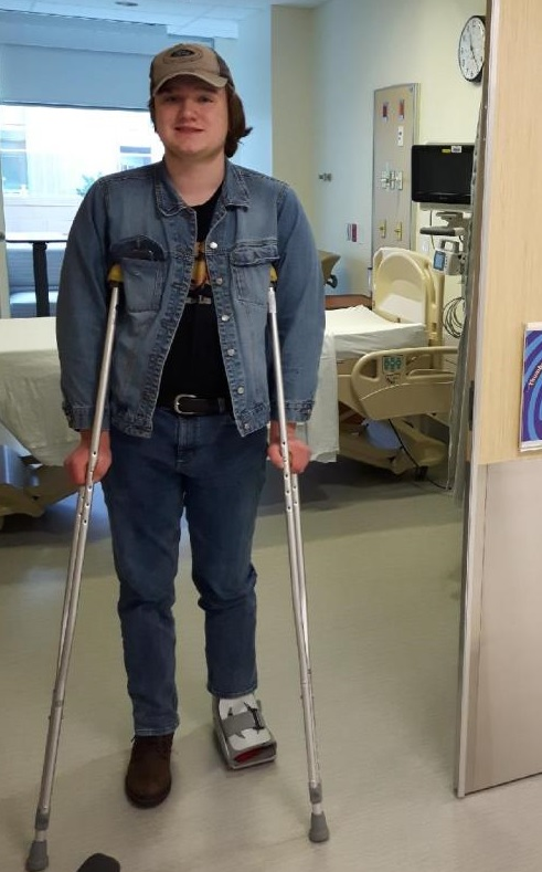 Cranbrook teen injured in crash released from Vancouver hospital