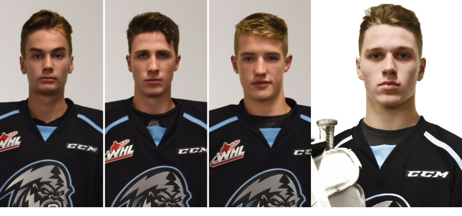 WHL: ICE call up several prospects ahead of final week